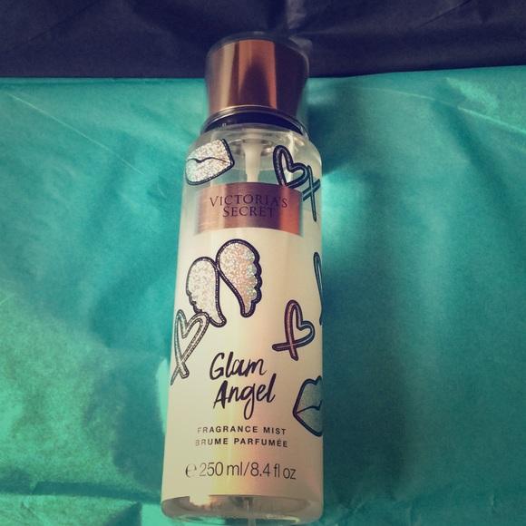 848e57523e VS Glam Angel fragrance mist